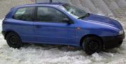Продам фиат браво 1997 г.в. 1.4 бензин синий перламутр