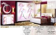Набор мебели для спальни Орхидея-1