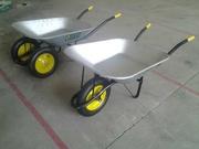 ТАЧКА строительная Shtenli 85-150 (2 колеса,  85 л,  150 кг)
