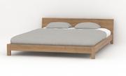 Кровать Эко Лайт 16 экологичная из массива дерева