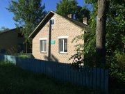 Здание 60, 9 кв.м и участок 0, 0472 га д.  Новые Волосовичи