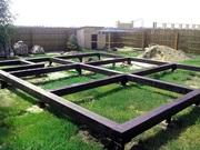 Свайно-винтовой Фундамент под ключ в Воропаево