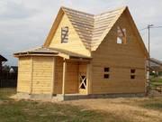 Дома из бруса Михаил 6×8 с установкой в Миорском р-не