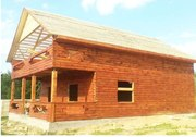 Дом-Баня из бруса готовые срубы с установкой-10 дней недорого Барань