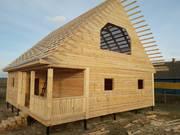 Дом-Баня из бруса готовые срубы с установкой-10 дней недорого Бегомль
