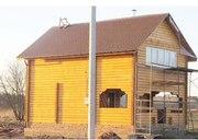 Дом-Баня из бруса готовые срубы с установкой-10 дней Докшицы