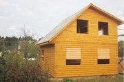 Дом-Баня из бруса готовые срубы с установкой-10 дней недорого Лепель