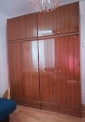 шкаф 2-х створчатый,  б/у,  2 шт.