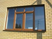 Установка,  замер,  изготовление окон и балконов пвх