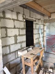 Кладка стен,  перегородок (блоки,  кирпич) в Витебске