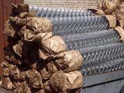 Оцинкованная сетка рабица с доставкой в Витебск