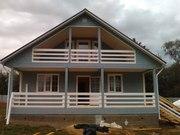 Строительство каркасных домов. Бани. Павильоны под ключ