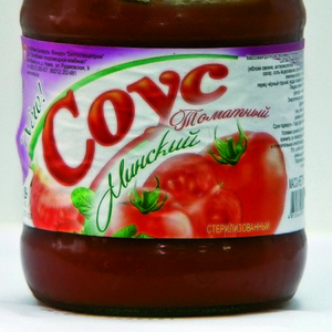 соус томатный Минский