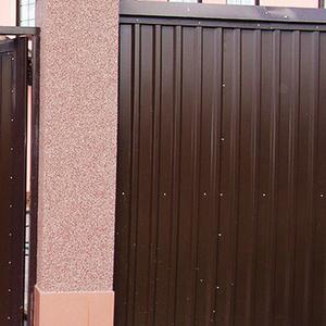 Профнастил для фасадов зданий,  заборов,  кровли от производителя