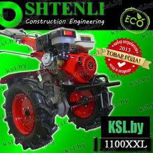 МОТОБЛОК  SHTENLI 1100 XXL (Exclusive) 13л.с./бензин с ВОМ