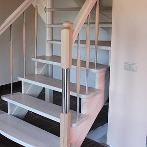 Лестницы Межэтажные из дерева выезд по РБ БЕСПЛАТНО