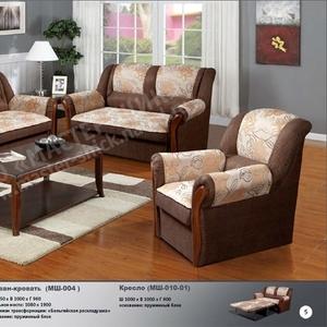 Диваны и кресло (Гостиная)