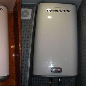 Монтаж проточного или накопительного водонагревателя