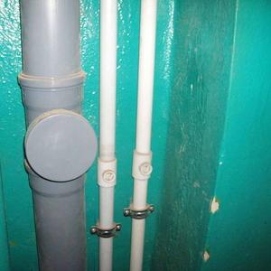 Замена и монтаж канализационных труб в Витебске