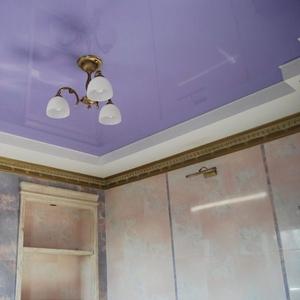 Натяжные потолки монтаж в микрорайоне Билево