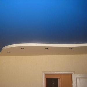 Сатиновые натяжные потолки,  приятные цены