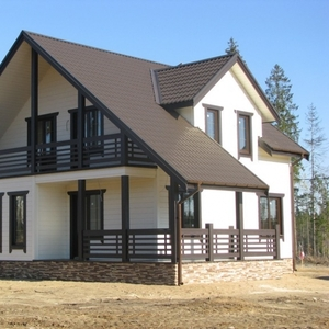 Производство и строительство каркасных домов. Витебск