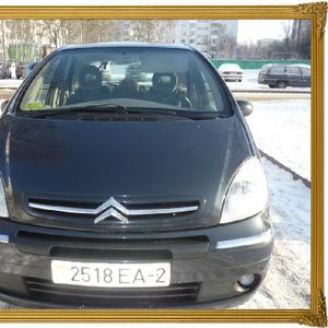 Продам  Citroën Xsara Picasso 2004г.дом на колесах-идеальное авто