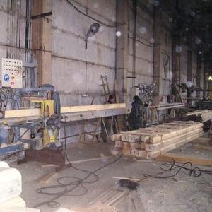 Линия для производства деревянных домов из профилированного бруса