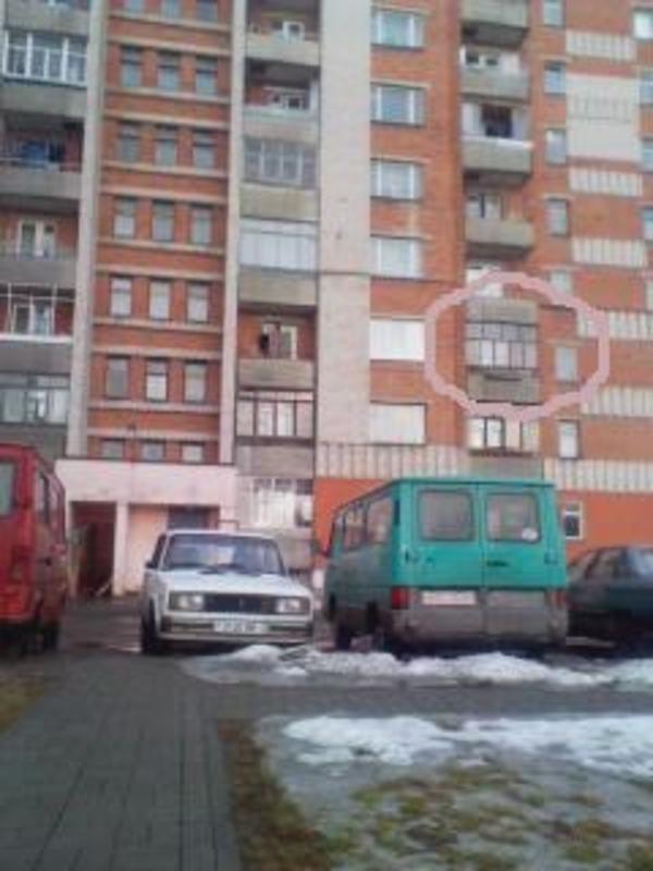 1-однокомнатная квартира.Витебск.Титова дом 22,  .3 этаж, Срочно.Торг