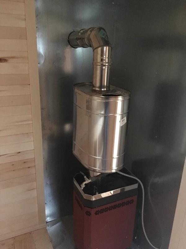 Баня Мобильная за 1 день под ключ установка в Россонах 2
