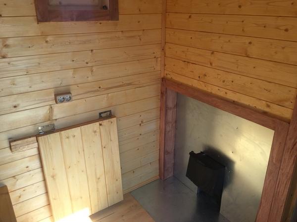 Баня Мобильная за 1 день под ключ установка в Сенно 2