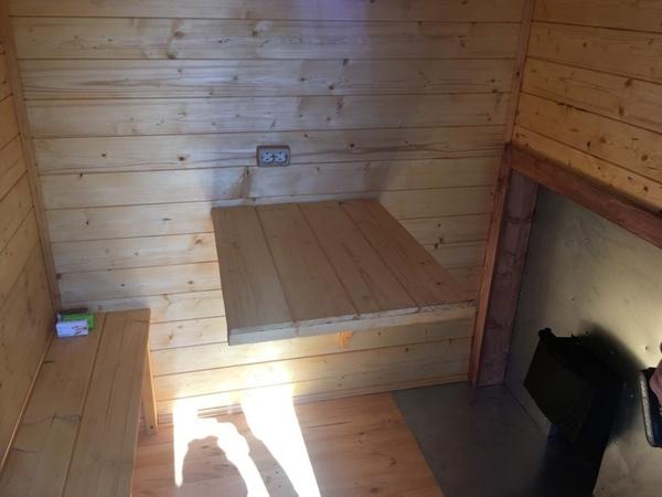 Баня Мобильная за 1 день под ключ установка в Толочине 5