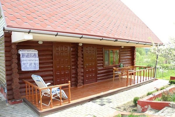 Коттедж на сутки баня беседка на Браславских озерах 3