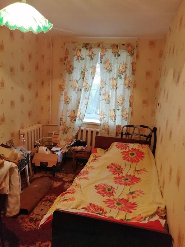 Маломерная трёхкомнатная квартра 52кв.м. в центре Лиозно. 3