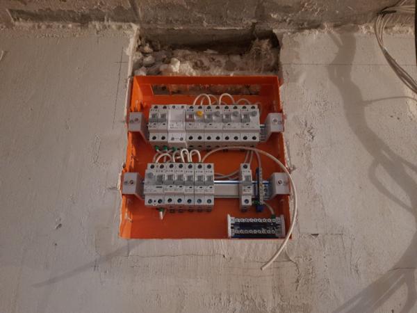 Электромонтажные работы в Витебске и Витебском районе 3