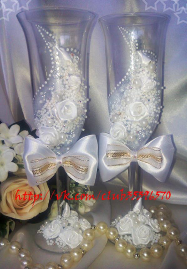 Продам свадебные аксессуары ручной работы  3