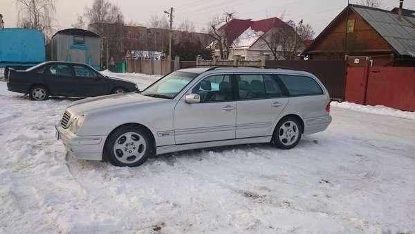 Продам Mercedes-Benz E210