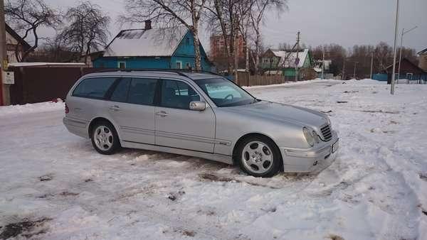 Продам Mercedes-Benz E210 2