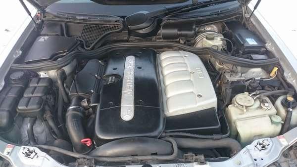 Продам Mercedes-Benz E210 8