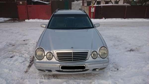 Продам Mercedes-Benz E210 9