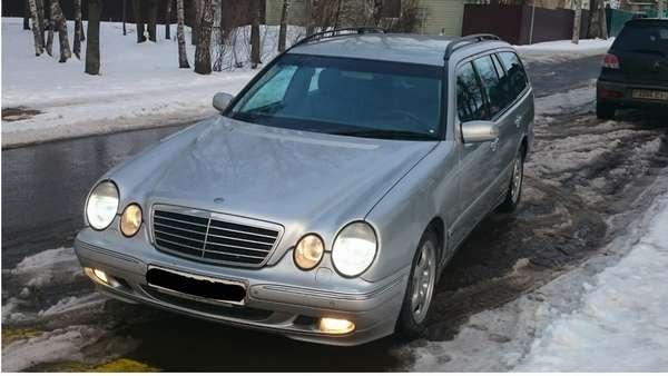 Продам Mercedes-Benz E210 10