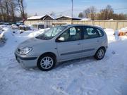 Продам Renault Scenic серебристый металлик 2002 г.в.