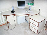 КОМПЬЮТЕРНЫЙ СТОЛ на заказ!Производство корпусной мебели на любой вкус