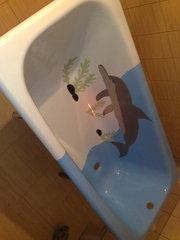 Художественная роспись ванн