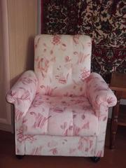Мягкая мебель(диван+2 кресла)