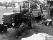 Трактор Т-25 с документами.